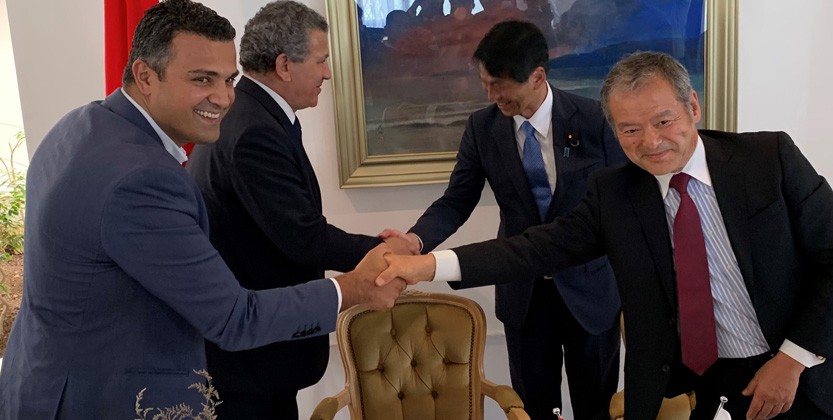 Japan – Investment and partnership agreement